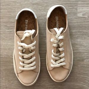 Soludos Blush Sneakers - NEVER WORN